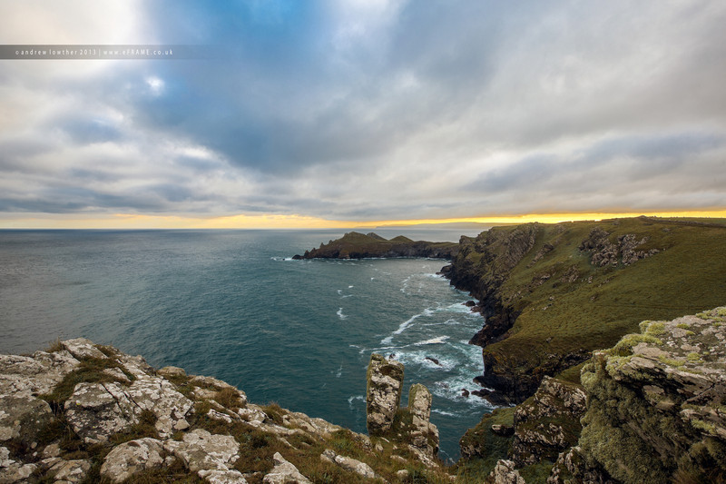 Near Pentire Point | Cornwall