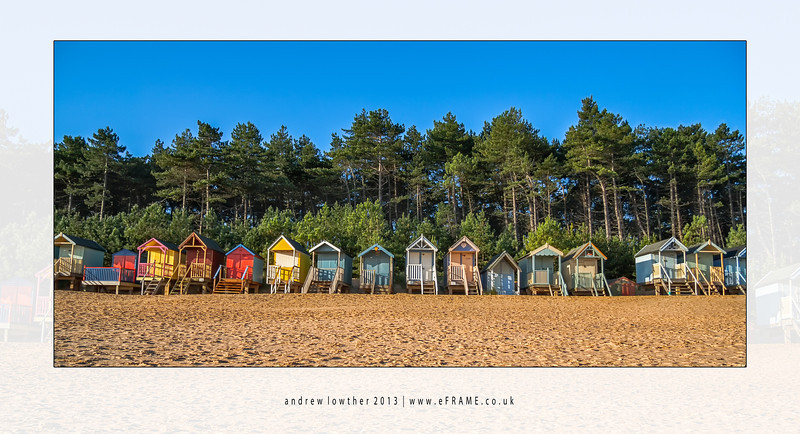 Beach Huts | Wells-Next-The-Sea