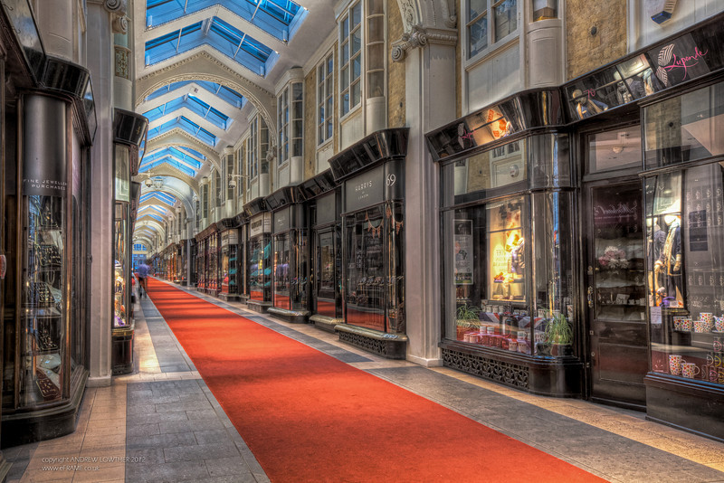 Shopping Arcade | London