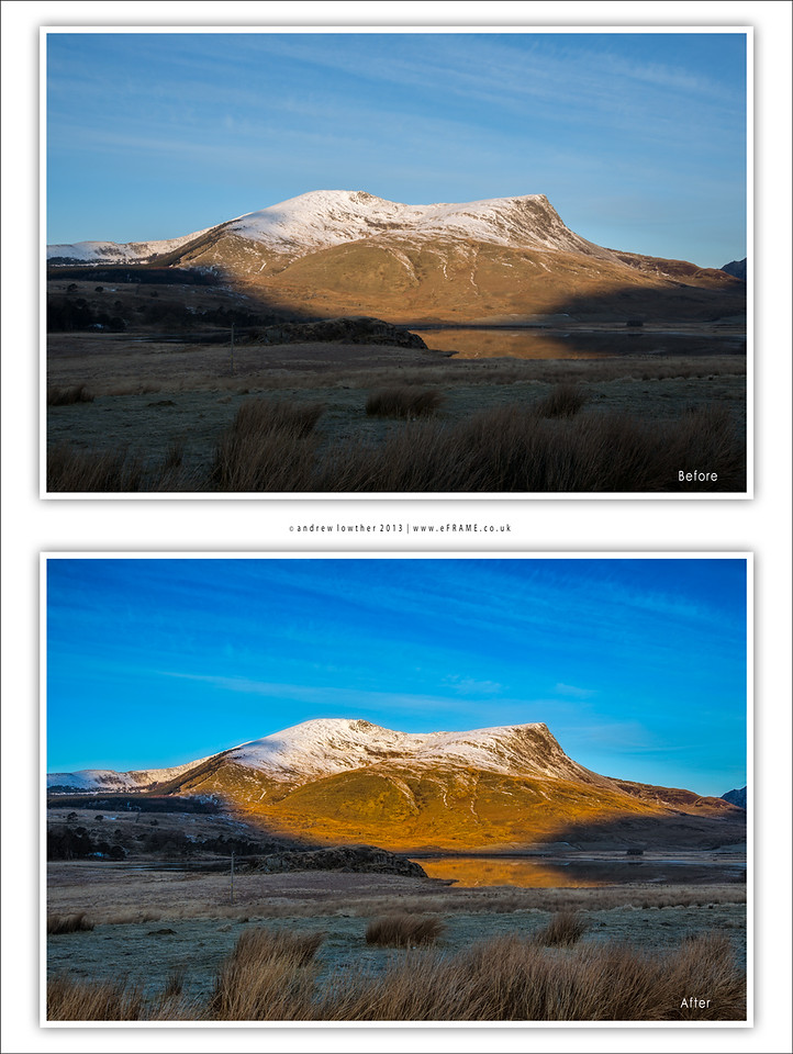 Snowdonia | Before & After